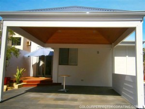 Exterior painting: An excelent example