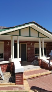 exterior house painting ocean reef perth