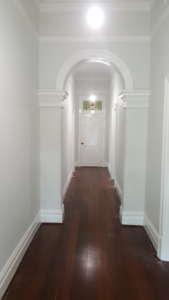 claremont interior repaint