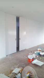 paint two storey addition in cottasloe