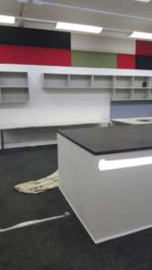 commercial office painting Perth WA
